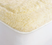 Bio Wool Mattress Pad Merino Wool