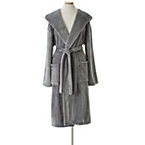 Selke Fleece Hooded Robe