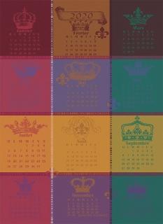 GT 2020 Calendar