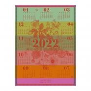 2022 Calendar Floraison