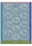 Calendar 2021 Tea Towel