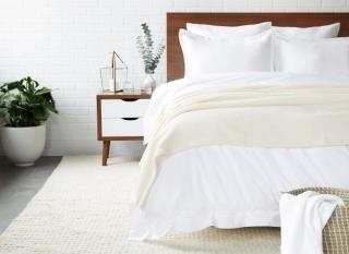 Berwick (Organic) Cotton Blanket