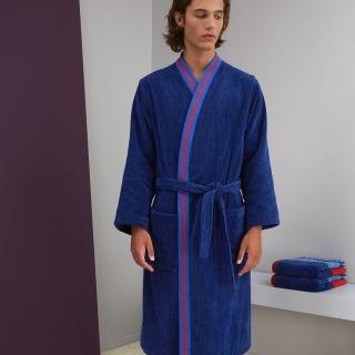 Kenzo Knitted Kimono Robe