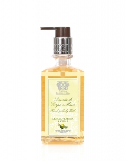Lemon Verbena & Cedar Hand & Body Wash