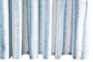 Matouk Schumacher Attleboro Shower Curtain