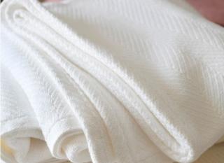 Madison Cotton Blanket