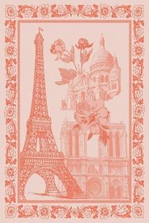 Paris en Fleurs Orange