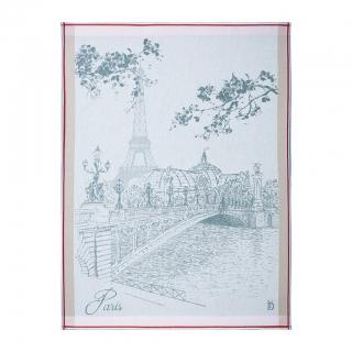 Paris Palais Tea Towel