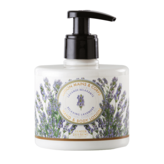 PDS Relaxing Lavender Hand & Body Lotion